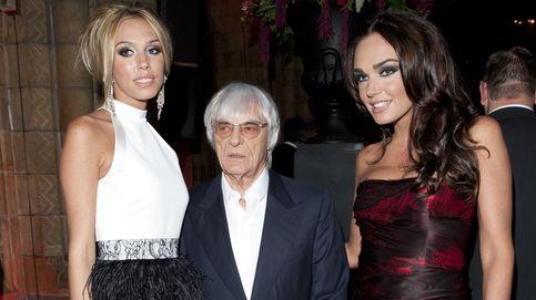 Bernie Ecclestone, en contra de que sus hijas se divorcien por el dinero que podría perder