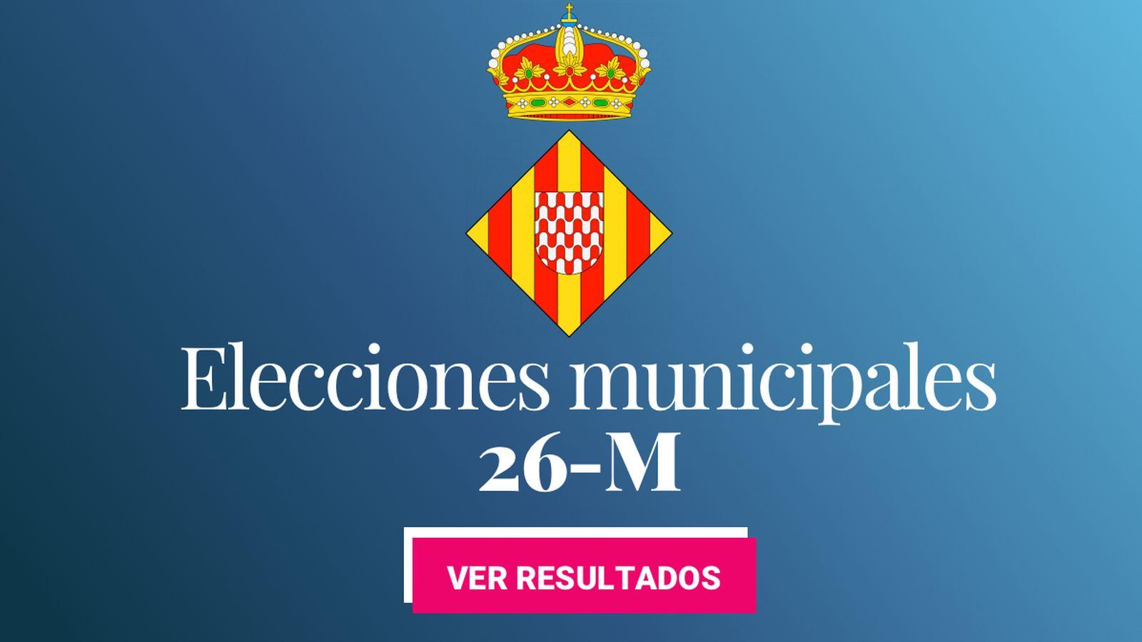 Foto: Elecciones municipales 2019 en Girona. (C.C./EC)