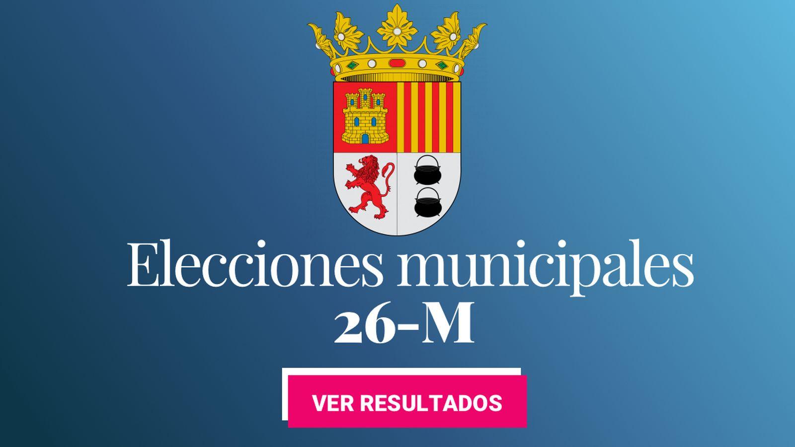 Foto: Elecciones municipales 2019 en Torrejón de Ardoz. (C.C./EC)