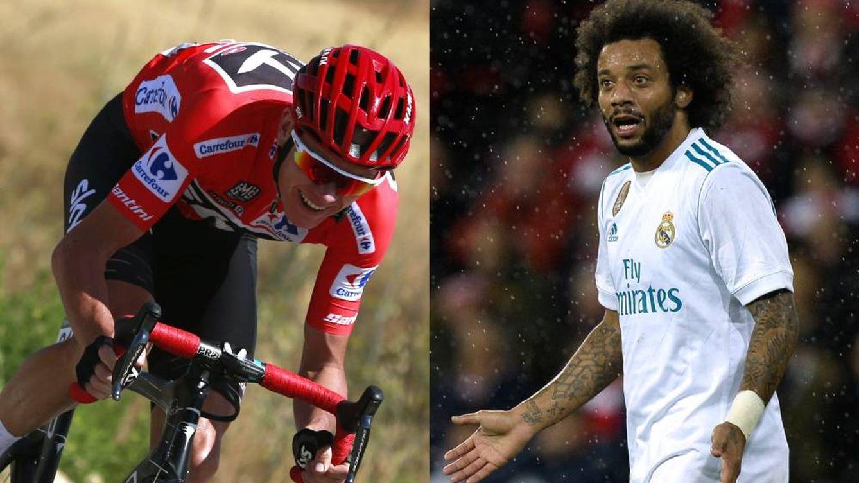 Los futbolistas son unos vagos, no entrenan ni la mitad que los ciclistas