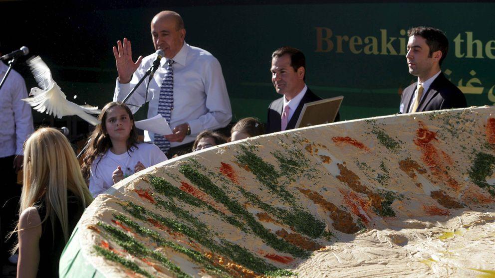 Ganó millones a la lotería y hoy es uno de los árabes más famosos de Israel