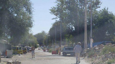 Así es el día a día en la única calle legal de la Cañada Real