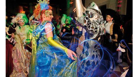 Il ballo del lodge: la fiesta más loca del Carnaval de Venecia