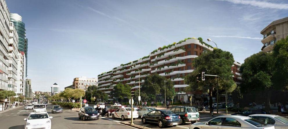 Foto: Increíble pero cierto: pisos a 3.400€ el metro cuadrado junto al Paseo de la Castellana