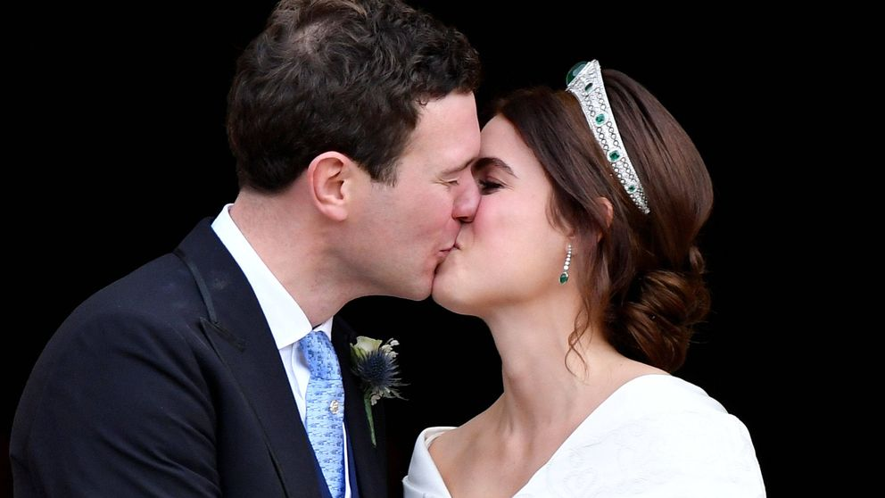 Vídeo: La boda de Eugenia de York y Jack Brookbank, los mejores momentos