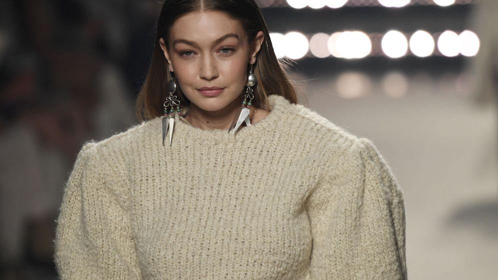 Foto: La modelo Gigi Hadid (EFE)