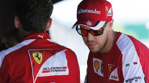Una Ferrari estancada no arranca los zapatos a Arrivabene