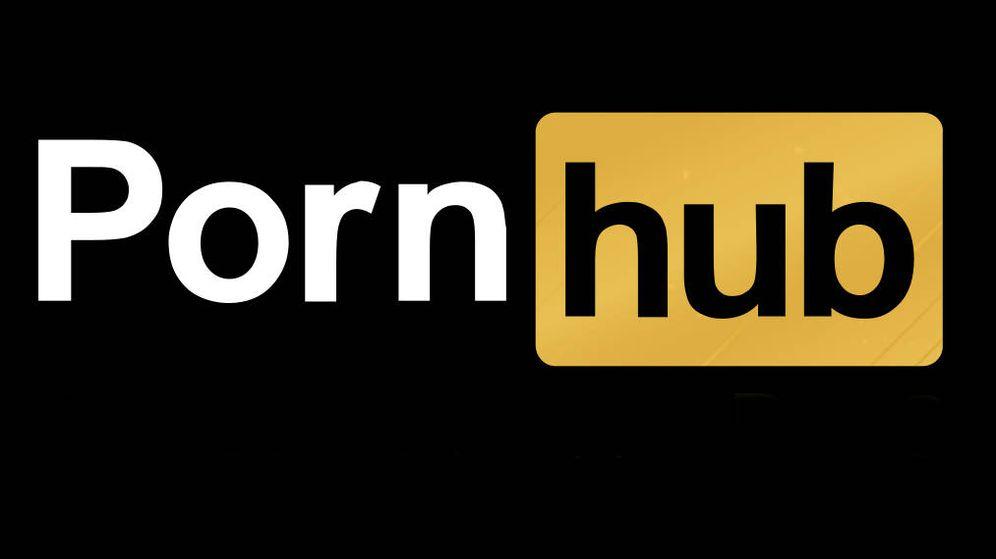 Foto: Logo de Pornhub. Foto: Pornhub