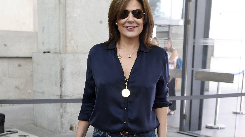 Nuria González en una imagen de archivo.(Gtres)