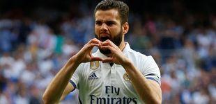 Post de Mosqueo en el Real Madrid: Nacho es sancionado con un partido