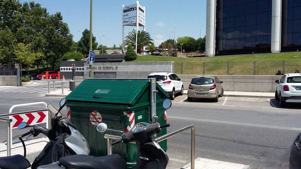 El parque empresarial de La Moraleja pasa del reciclaje