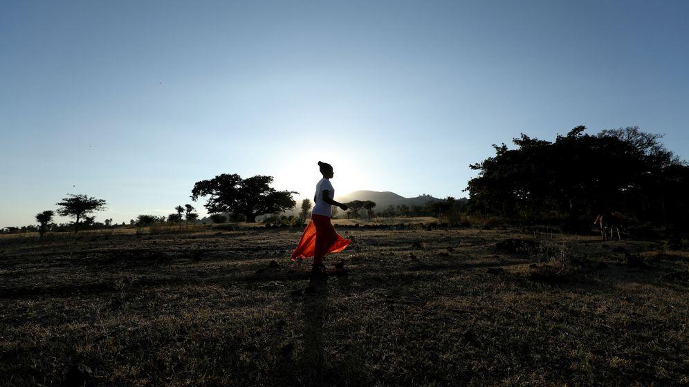 Foto: Etiopía ha eliminado en apenas un siglo casi todo resto de vegetación a lo largo del país (Reuters/Tiksa Negeri)