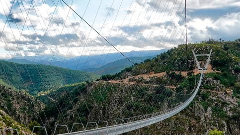 Portugal inaugura el puente colgante peatonal más largo del planeta