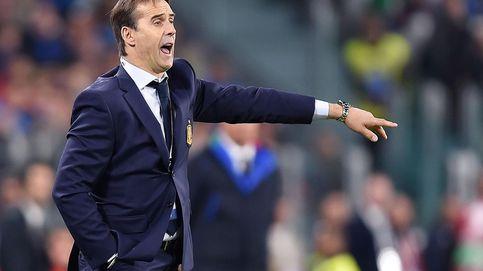 Sin la surrealista arenga de Villar y con un entrenador que sí preparó el partido