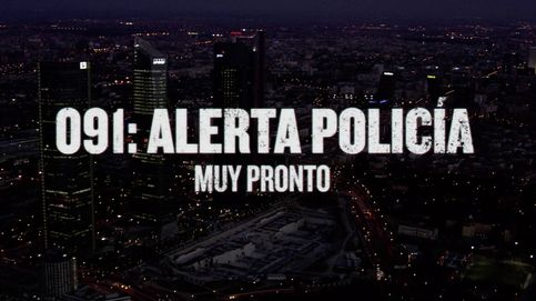 DMAX ya promociona el estreno de '091: alerta policía', el nuevo 'Policías en acción'