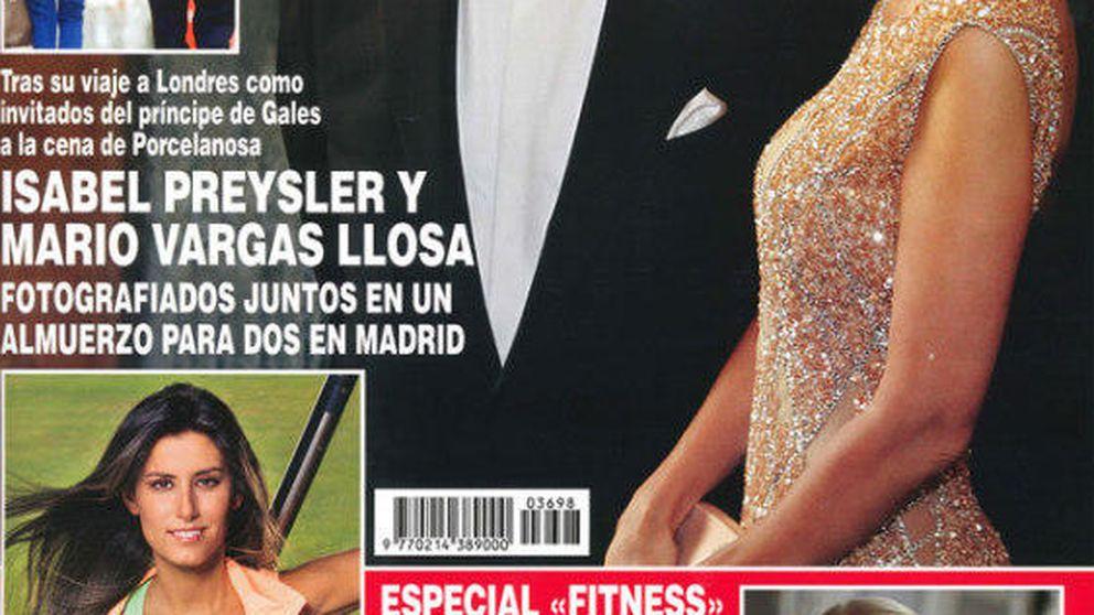 Patricia de Vargas Llosa, lo que no sabías de la 'enemiga' de Isabel Preysler