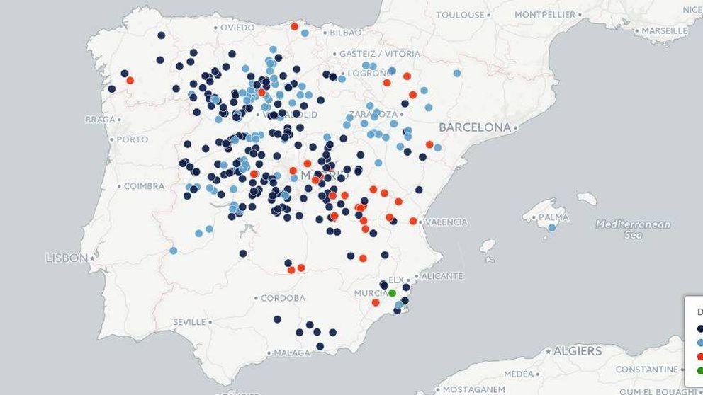 Compromís lleva al Senado cientos de calles franquistas