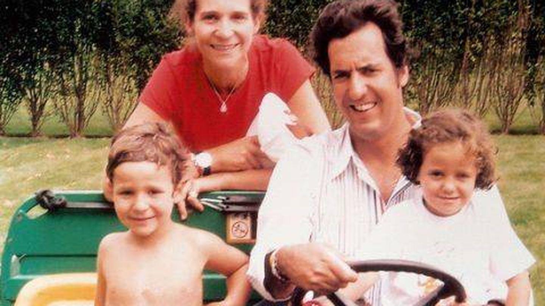 La familia, en 2002.