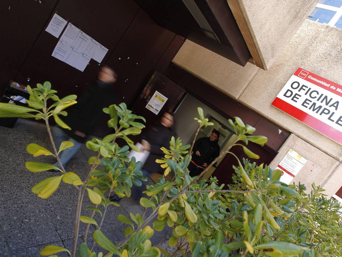Foto: Una oficina del Servicio Público de Empleo Estatal (SEPE). (EFE)
