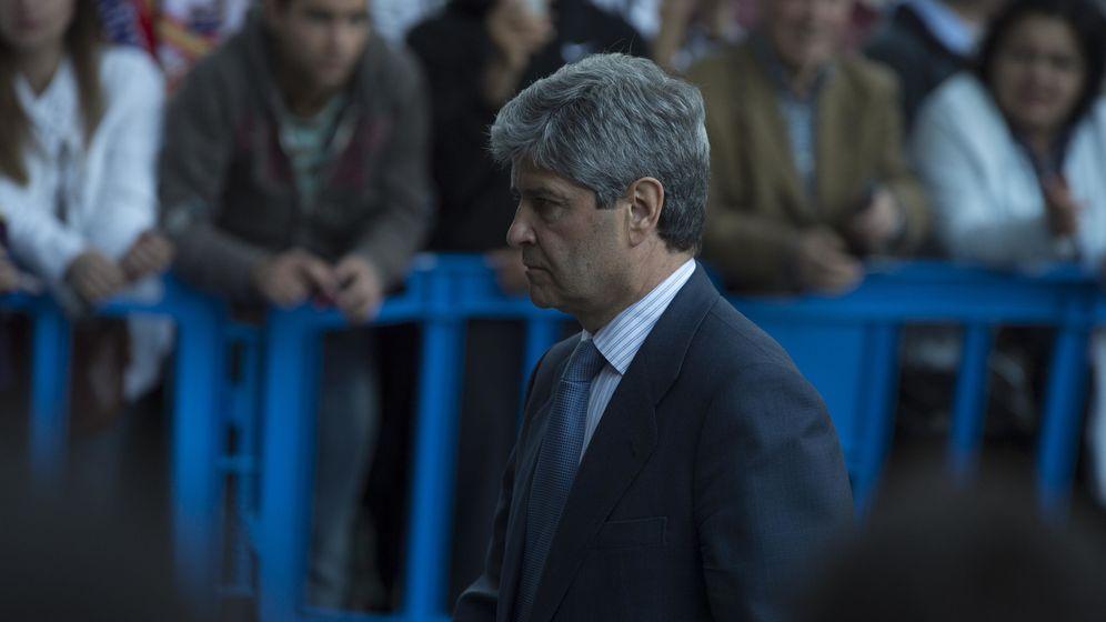 Foto: Fernando Martín, expresidente de Martinsa-Fadesa.