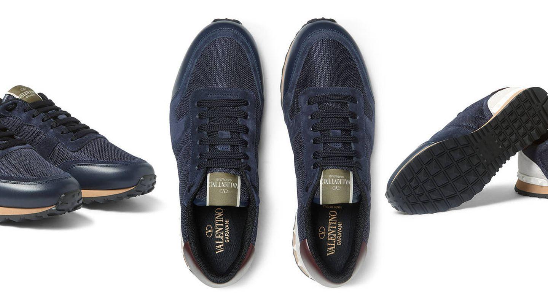 Las zapatillas 'Rockrunner' de Valentino