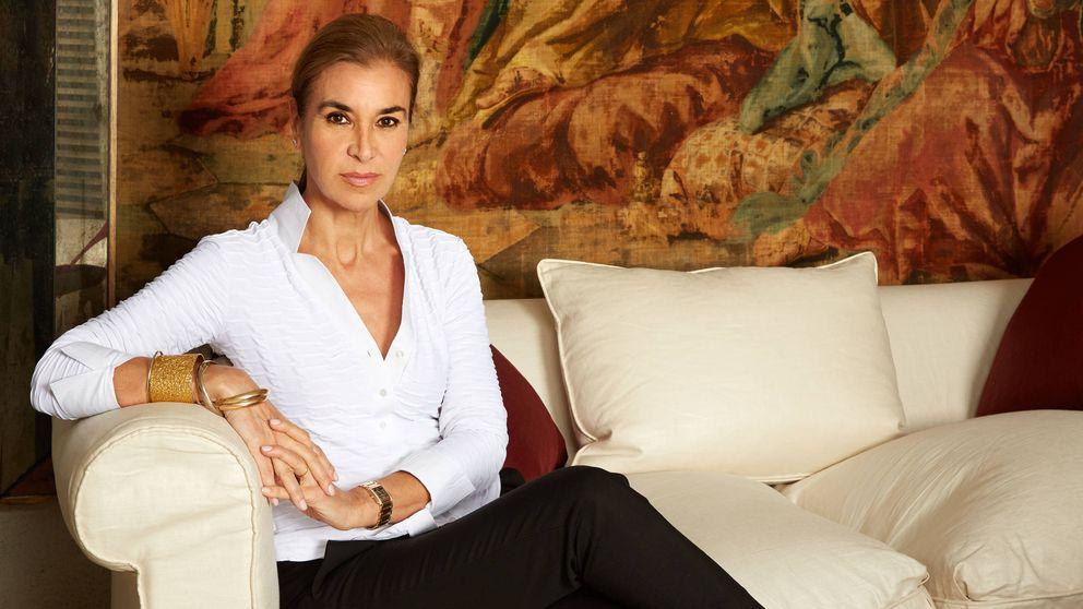 En casa de Carmen Posadas, la escritora que ha convertido a Preysler en un personaje