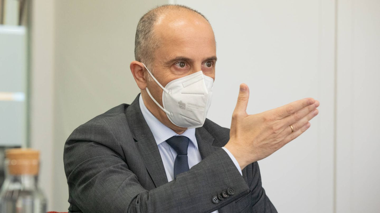 José Ignacio Esteban, director general de Avintia Industrial.