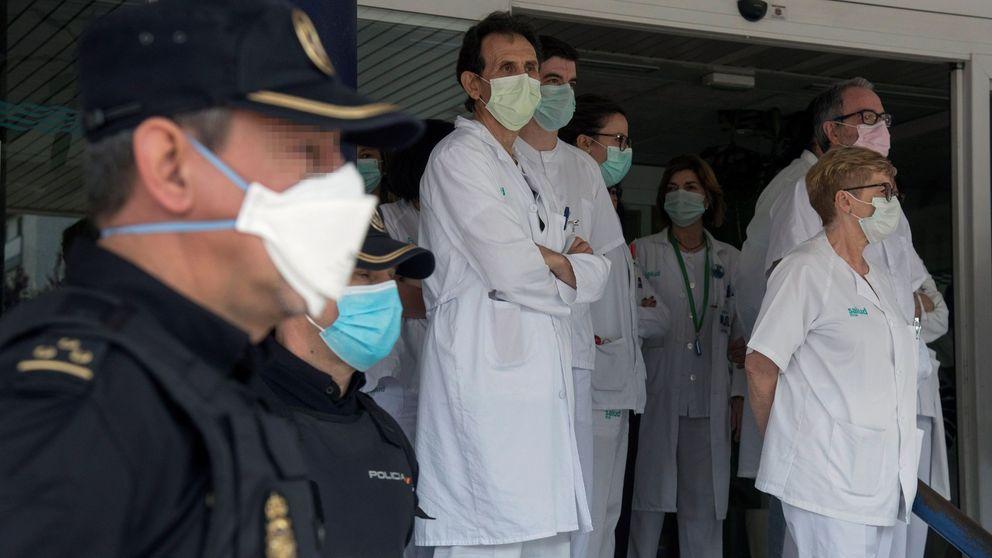 Sanidad rectifica: los sanitarios deberán dar negativo en el PCR antes de volver a trabajar
