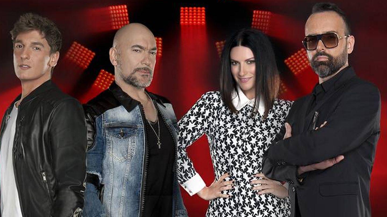 El jurado de 'Factor X'. (Mediaset)