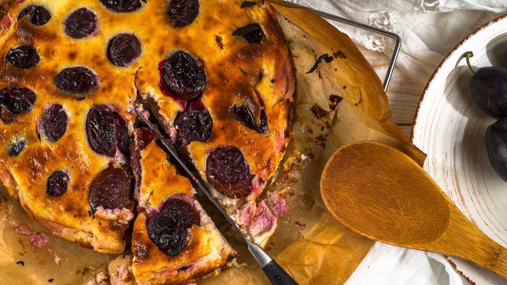 La tarta de ciruelas de nombre impronunciable pero sabor inolvidable