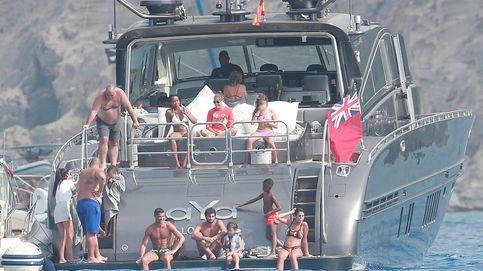 Cristiano Ronaldo, abordado en su propio yate por agentes de Aduanas en alta mar