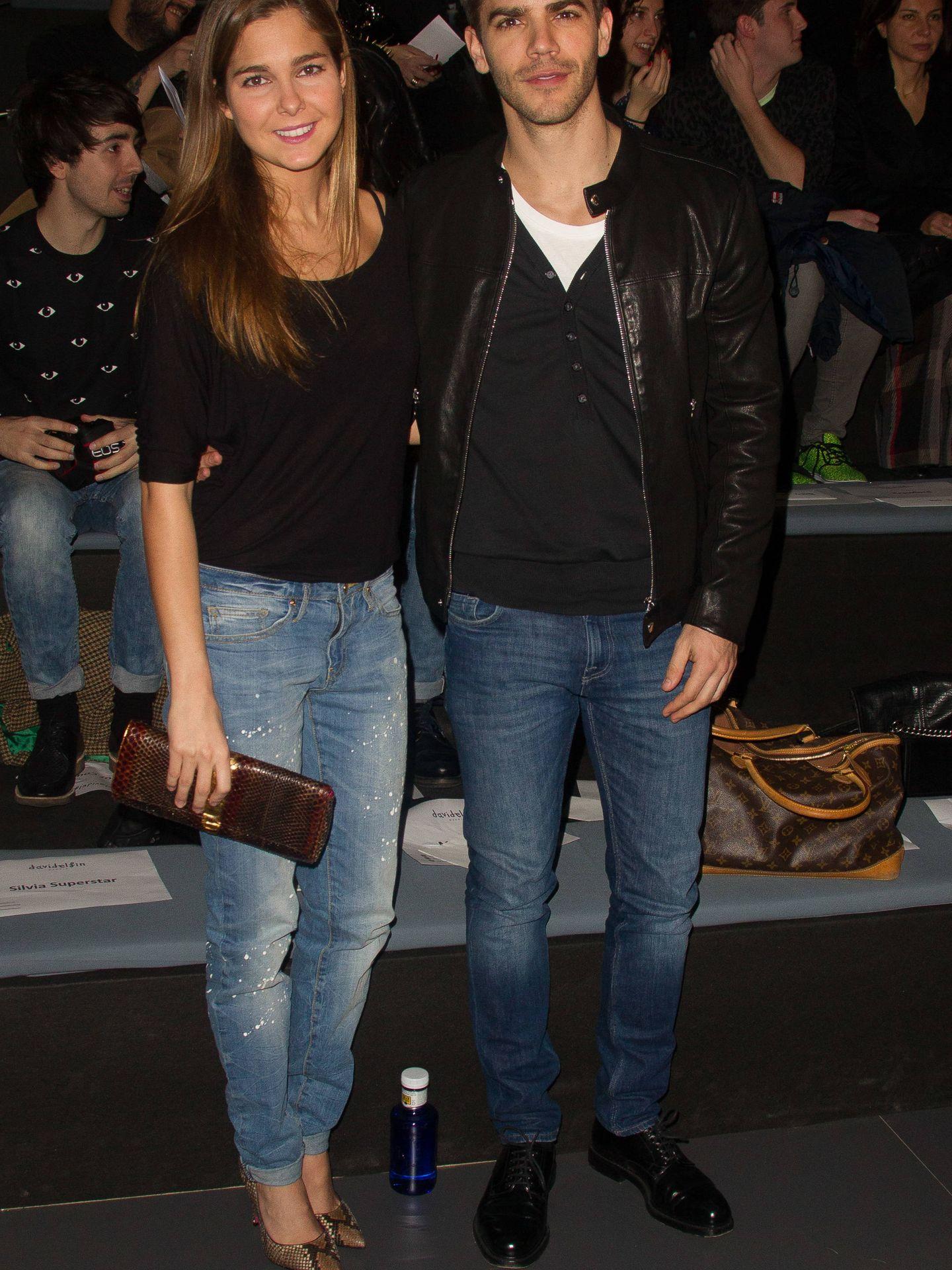 Natalia Sánchez y Marc Clotet. (Getty)