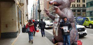 Post de La rata sindicalista que acosa a empresarios y contratistas en Nueva York