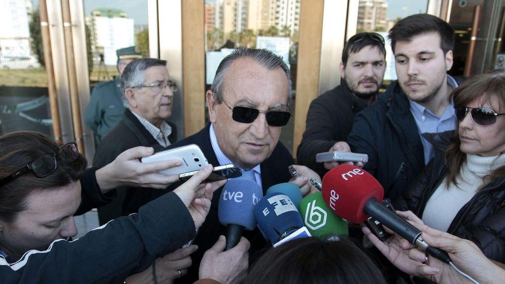 El TS manda cuatro años a la cárcel a Carlos Fabra por fraude fiscal