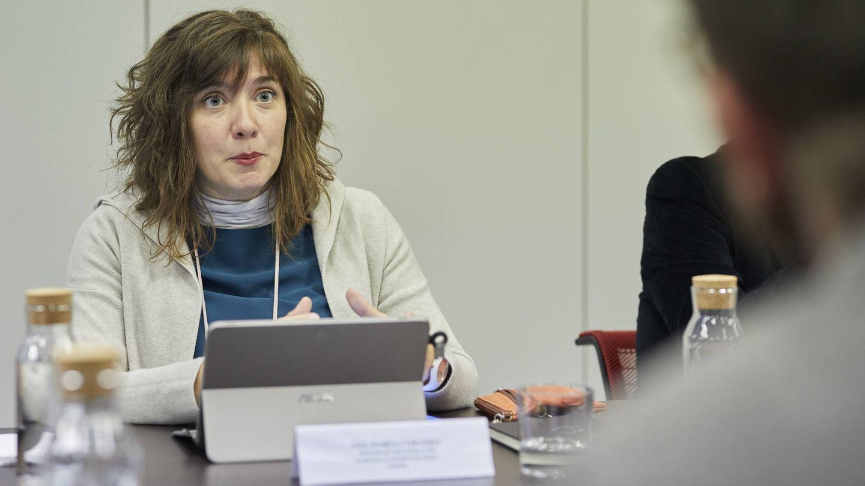 Dra. Ana María Cordero, subdirectora de Formación de la Sociedad Española de Farmacia Hospitalaria.