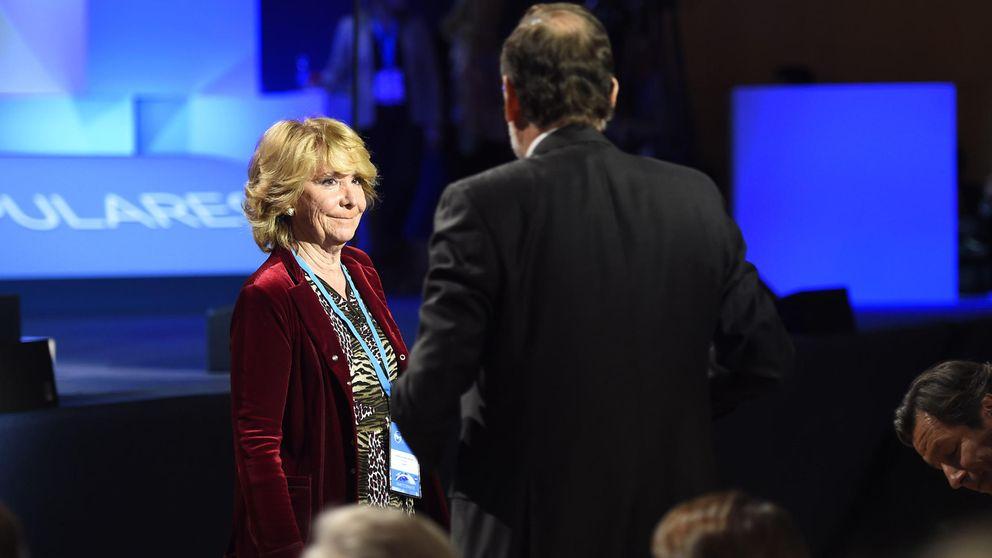 Rajoy no declarará en el juicio de Gürtel pero sí lo hará Esperanza Aguirre