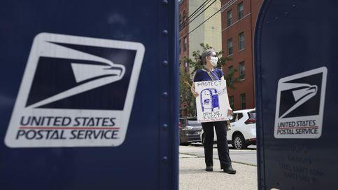 Trump contraataca: la batalla por la Casa Blanca comienza en el servicio de correos