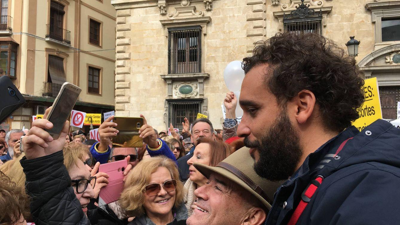 Spiriman, contra Susana Díaz en la rebelión sanitaria: habrá otra manifestación el 15-O