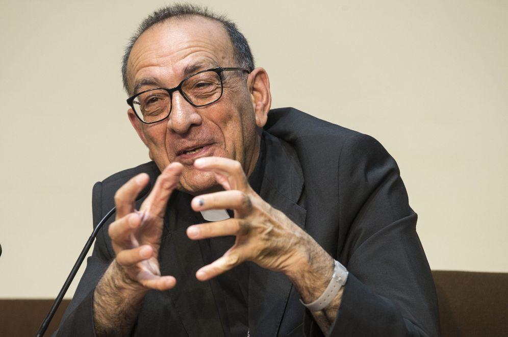 Foto: El arzobispo de Barcelona Juan José Omella, posible mediador entre Barcelona y Madrid. (EFE)