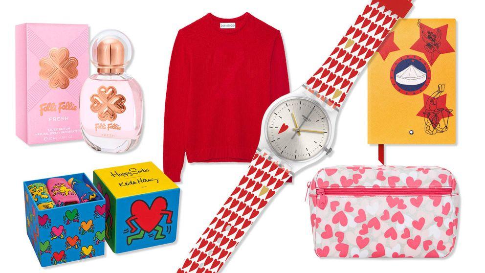 San Valentín: 50 ideas para conquistar a tu pareja con un regalo original