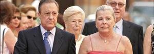 Foto: Fallece a los 62 años María Ángeles Sandoval, 'Pitina', esposa de Florentino Pérez