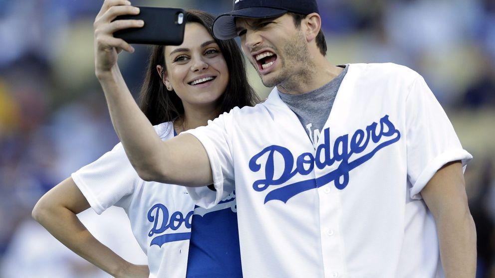 Ashton Kutcher y Mila Kunis dan la espalda al escándalo de Demi Moore