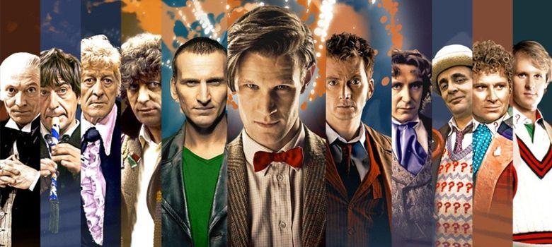 Foto: 'Doctor Who', el tesoro televisivo e icono cultural de los ingleses
