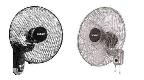 Los mejores ventiladores de pared: sólidos, silenciosos y potentes