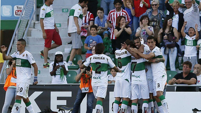 Elche, Racing, Murcia, Lorenzo Sanz, Gabi Milito.... el deporte, en la lista de morosos