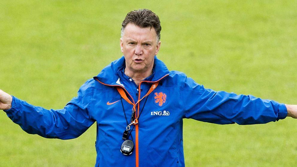 Louis Van Gaal, nuevo técnico del United para la próxima campaña