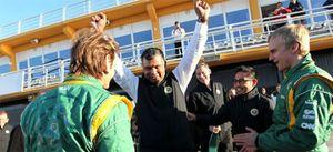 Foto: Team Lotus empieza a crecer: General Electric desembarca en la Fórmula 1