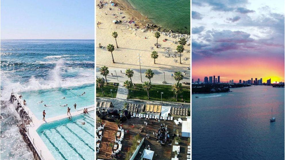 Foto: Las playas más instagrameadas del mundo