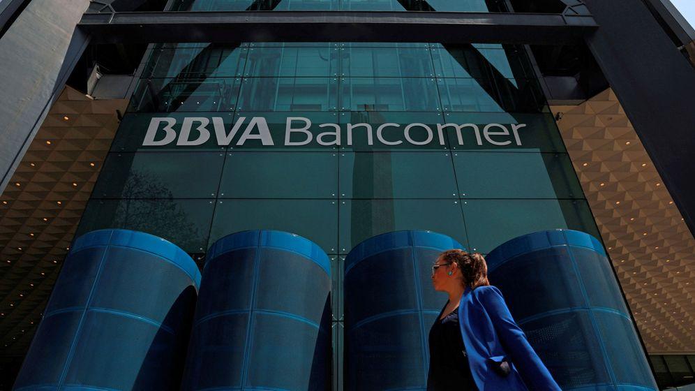 Foto: Un banco de BBVA en México. (Reuters)