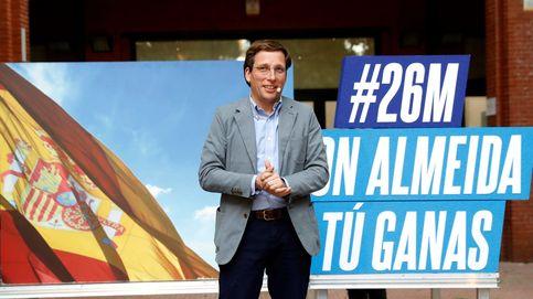 Almeida: El PP saca mejores resultados en las urnas que en las encuestas